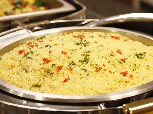 delicious rice pilaf