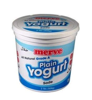 Merve Plain Turkish Yogurt