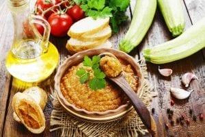 Zucchini Spread Recipe