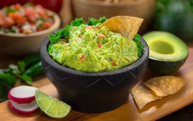 Copycat On the Border's Guacamole Recipe