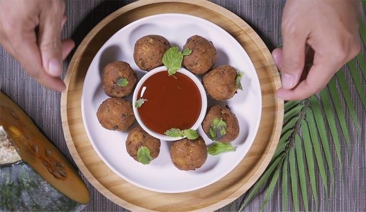 Squash Meatballs Recipe