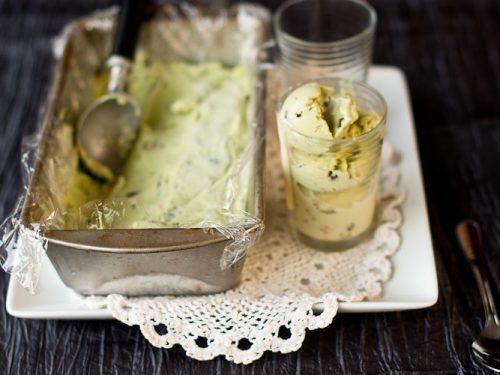 Sweet Avocado Ice Cream Recipe