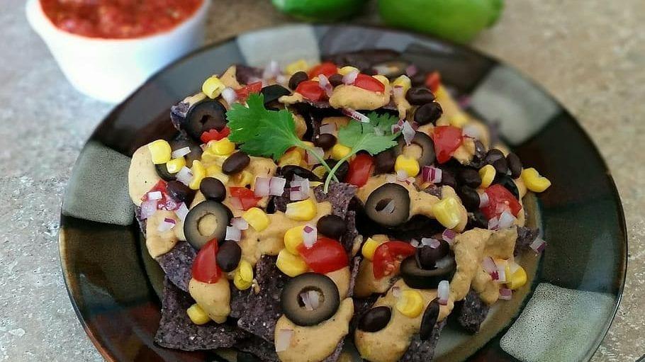 healthy black bean salsa
