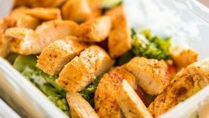 Chicken One-Dish-Dinner Recipe