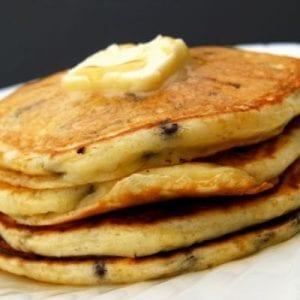 Cookie Dough Pancakes Recipe