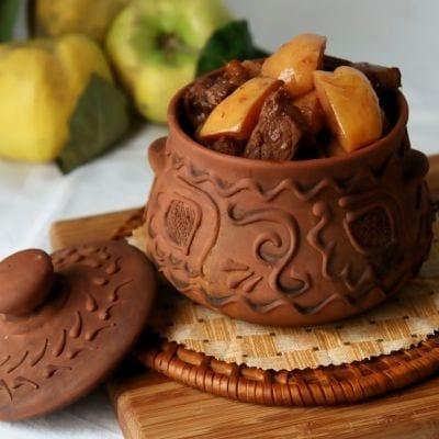 Crockpot Bavarian Pot Roast Recipe