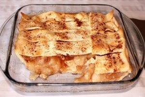 Farm Pan Apple Pie Recipe