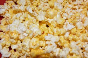 Homemade Cheddar Popcorn Recipe