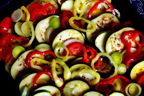 Kitchen Garden Ratatouille Recipe