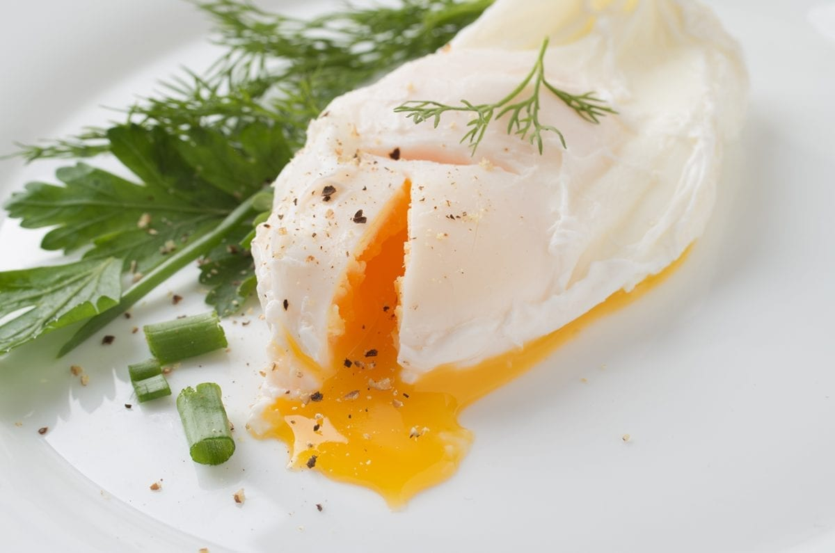 Delicious Poached Eggs