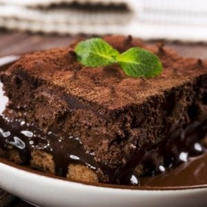 Mint Chocolate Dump Cake Recipe