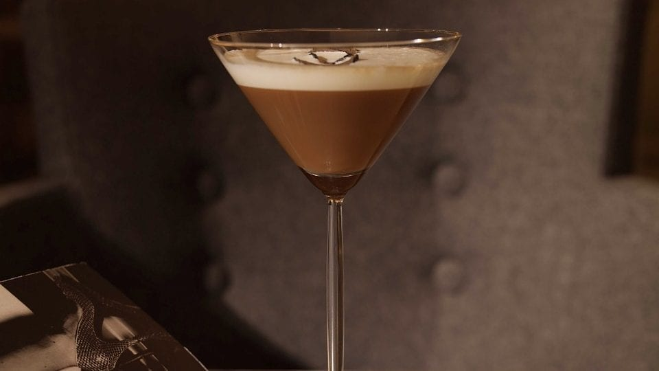 Ultimate Chocolate Martini Recipe