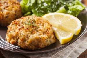 Mock Zucchini Crab Cakes Recipe