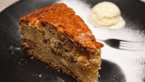 Low Fat Cinnamon Sour Cream Coffee Cake Recipe