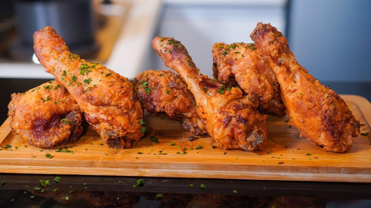 Copycat Culver's Fried Chicken Recipe