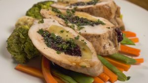 Cranberry And Brie Stuffed Chicken Breast Recipe