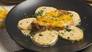 Easy Cheesy Pork Casserole Recipe