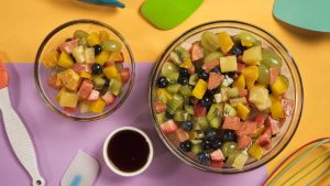 Filling Fruit Salad Recipe