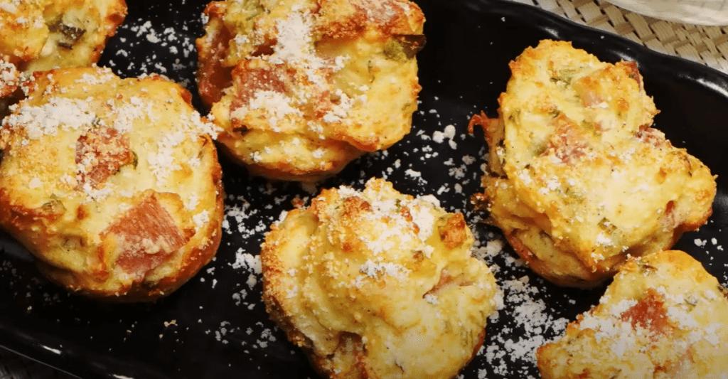 Potato Cheese Puffs Recipe