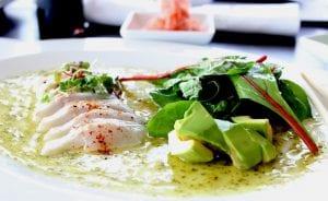 Smoked Whitefish Salad With Avocado and Grapefruit Recipe