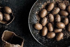 Chocolate Covered Peanut Butter Eggs Recipe