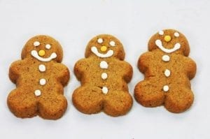 Easy Gingerbread Cookies Recipe