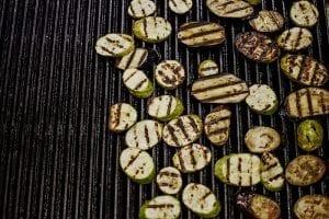 Grilled Okra Recipe