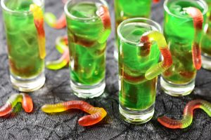 Wormy Swamp Water Punch Recipe