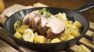 Boiled Pork Tenderloin Recipe