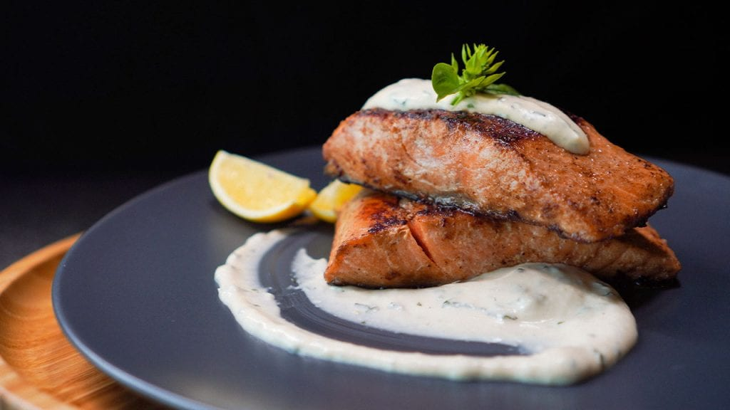 Copycat Outback Steakhouse Grilled Salmon Recipe