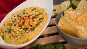 Copycat Trader Joe's Mediterranean Hummus Recipe