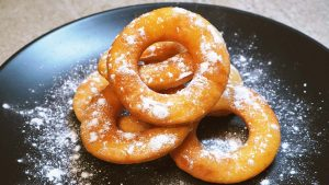 Krispy Kreme-Style Glazed Donut Recipe