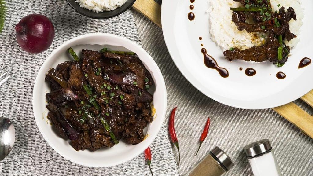 Mongolian BBQ Recipe