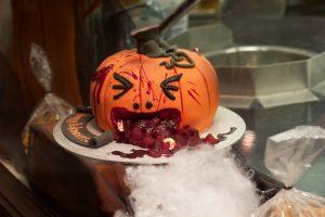Pukin' Pumpkin Cake Recipe