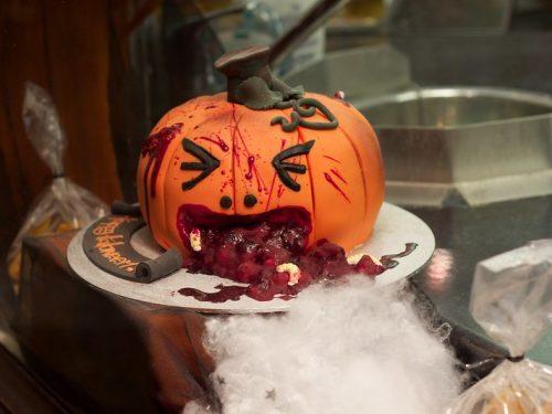 Pukin Pumpkin Cake Recipe