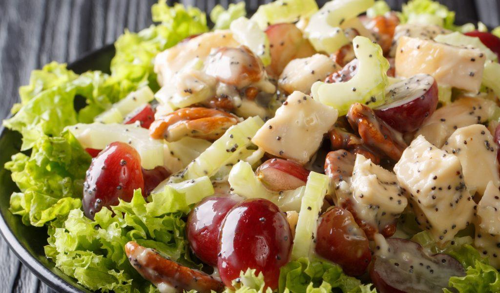 Pecan Chicken Salad Recipe