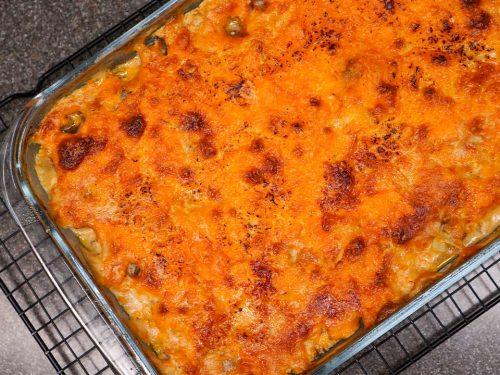 Cheesy Steak And Potato Casserole Recipe