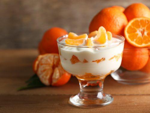Creamy Orange Jello Salad Recipe, how to make jello salad, gelatin desserts, orange jello