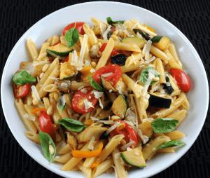 Domino's Pasta Primavera Recipe