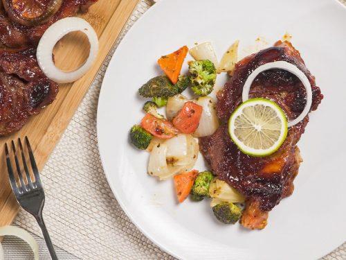 Pork Chops Supreme Recipe