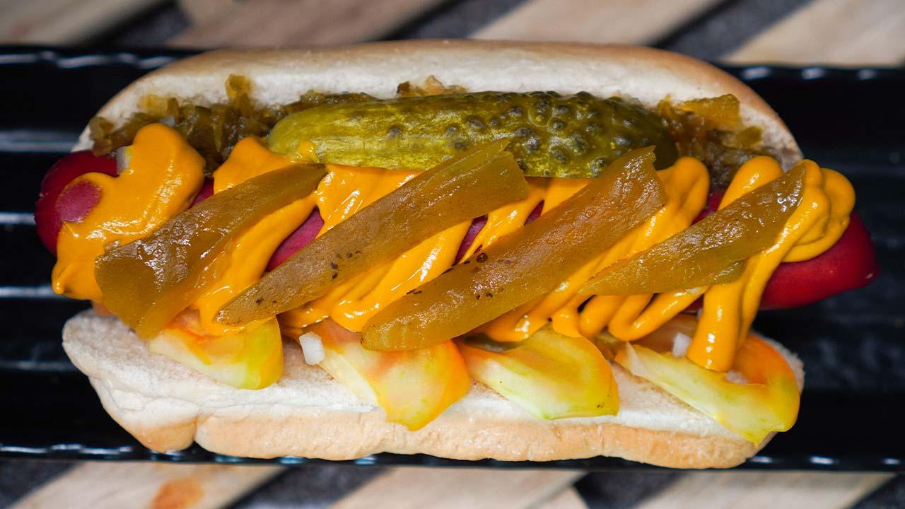 Portillo's Chicago-Style Hot Dog Recipe