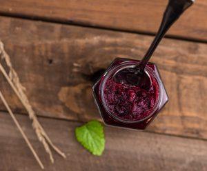 Strawberry-Rhubarb Cardamom Jam Recipe