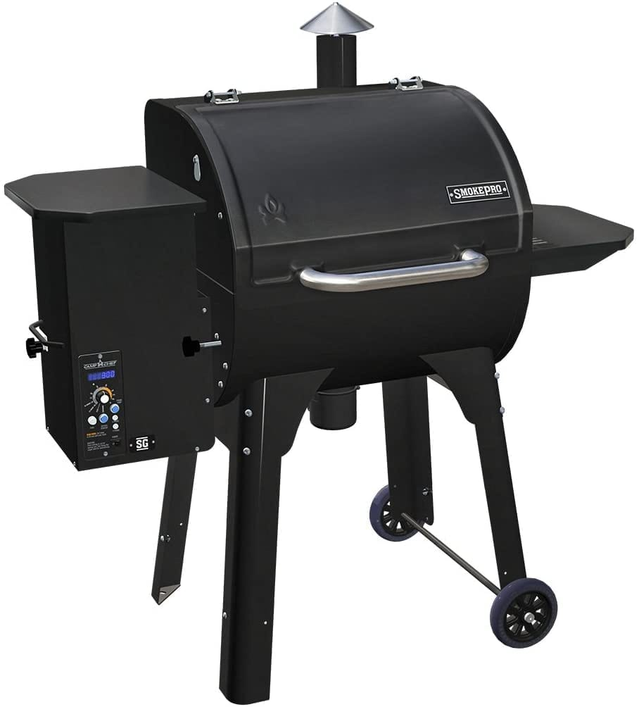 Camp Chef SmokePro SG Wood Pellet Grill Smoker