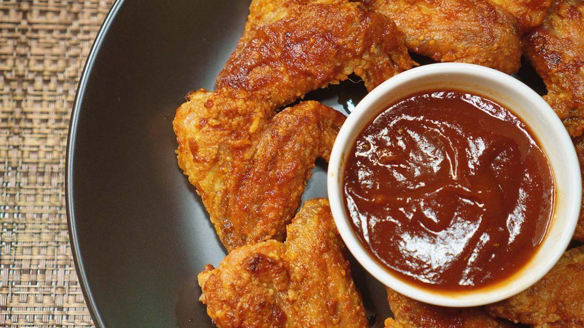 Copycat Pizza Hut Buffalo Wings Recipe