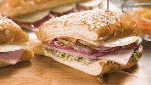 Copycat Subway BMT Sandwich Recipe