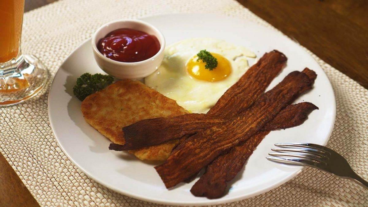 vegan bacon recipe fake bacon vegan-friendly bacon