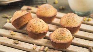 Fantastic Pistachio Muffins Recipe
