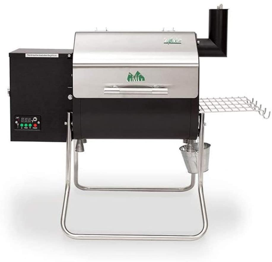 Green Mountain Davy Crockett Portable Wood Pellet Grill