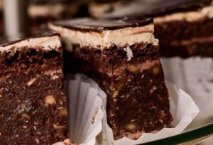 Almond Joy Fudge Brownies Recipe