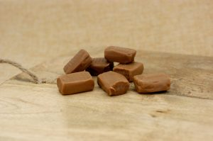 Chocolate Nut Chews Recipe